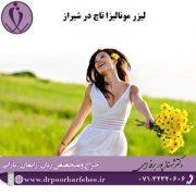 لیزر-مونالیزا-تاچ-در-شیراز